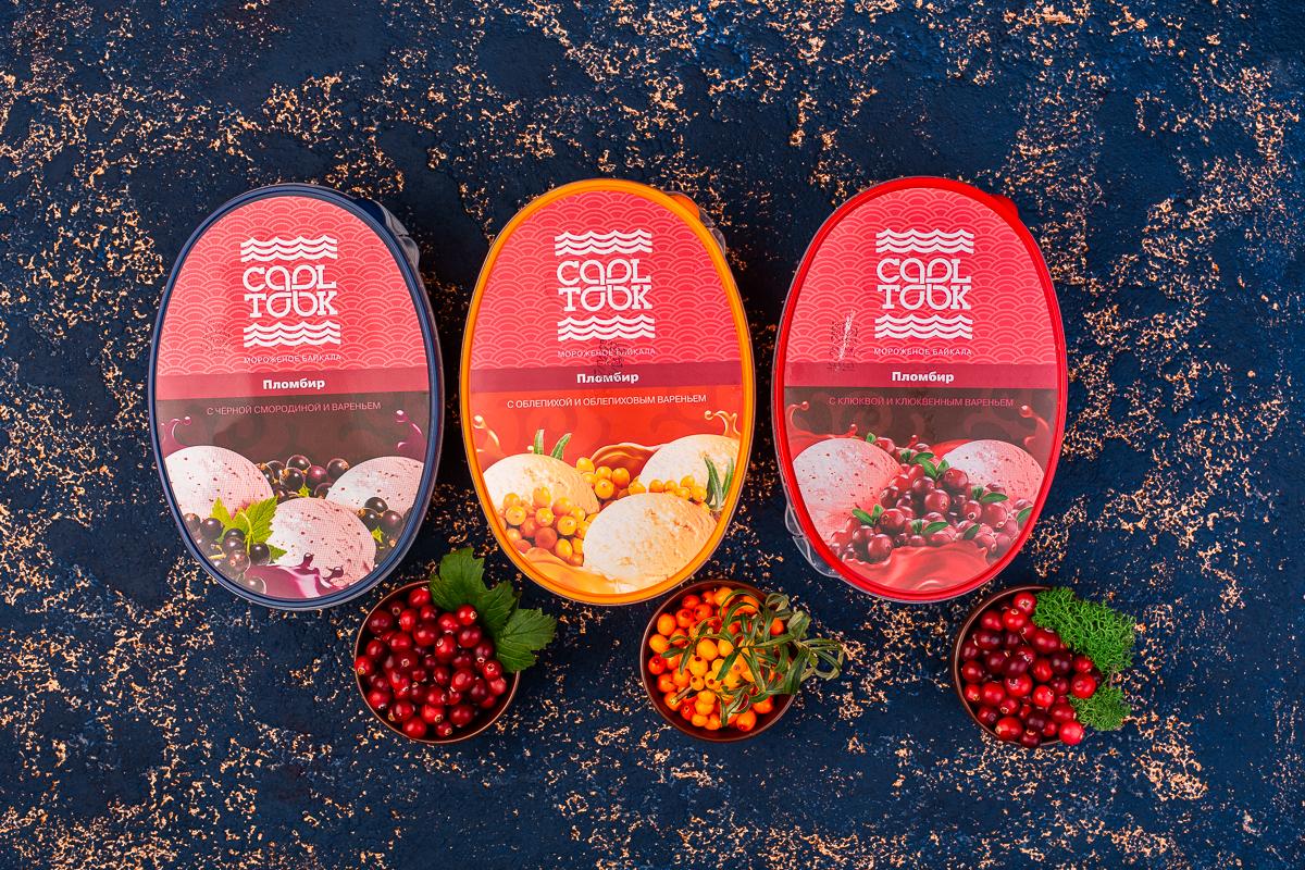 Современные линии позволяют выпускать девять различных типов мороженого и неограниченное количество вкусов.