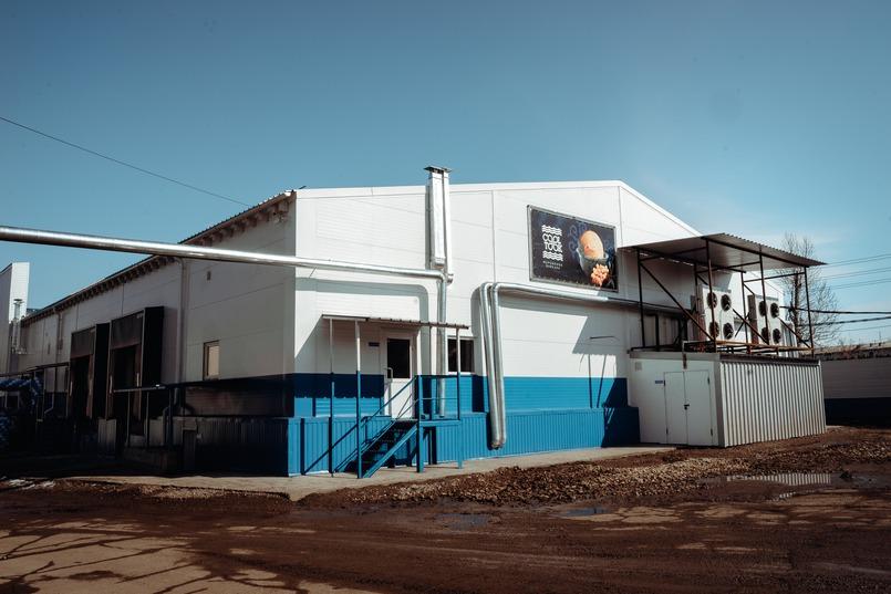 Производство в Усолье-Сибирском запустили в марте 2020 года