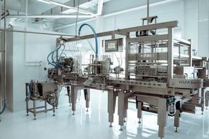 Фабрика работает на новом итальянском и австрийском оборудовании