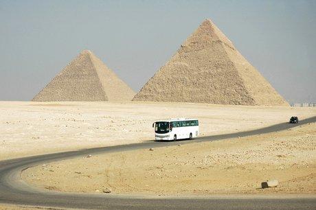 Дорога из Каира в Шарм-Эль-Шейх. Фото с сайта trn-news.ru