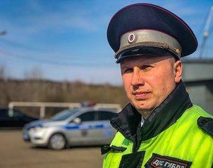 В Иркутске полицейский доставил в больницу мужчину, истекающего кровью