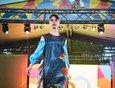 Вечером состоялся гала-показ фестиваля «Этноподиум на Байкале».