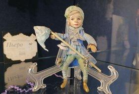 Выставка авторской куклы Ольги Головчанской «Твой волшебный сундучок»