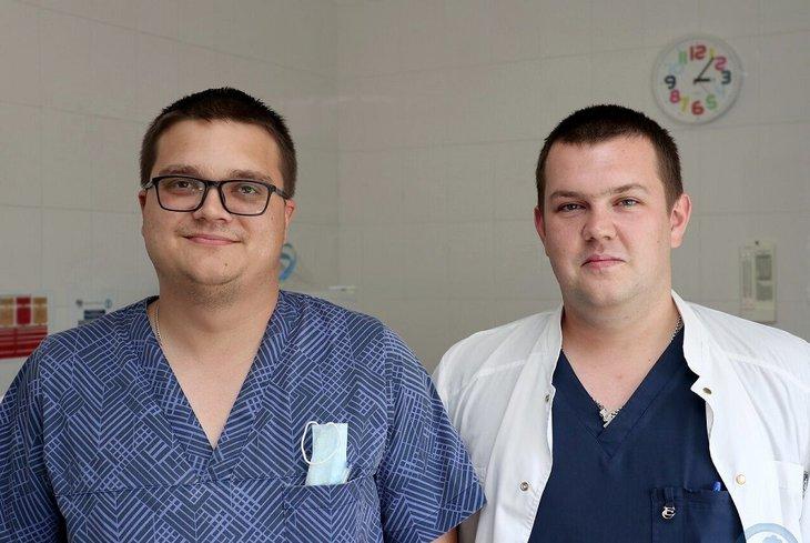 Фото пресс-службы городской Ивано-Матренинской детской клинической больницы