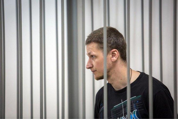 Сергей Устюгов. Фото пресс-службы прокуратуры Иркутской области