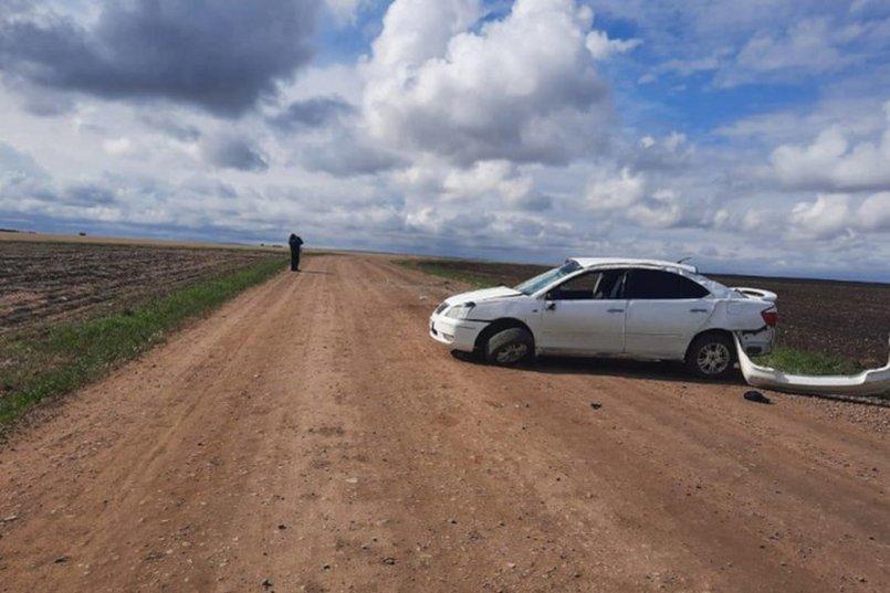 ДТП в Эхирит-Булагатском районе