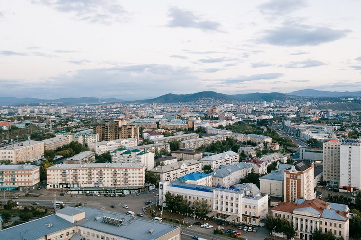 Фото пресс-службы администрации республики Бурятия
