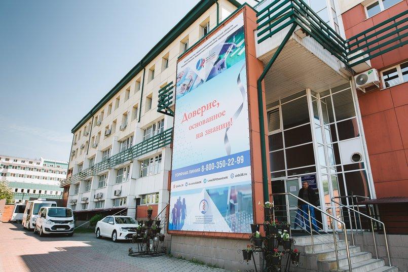 Лаборатория Центра СПИД проводит диагностику на коронавирус с апреля 2020 года