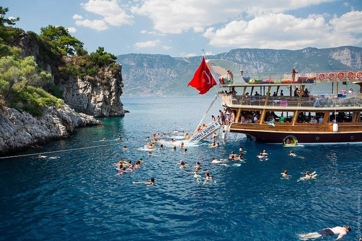 Турция. Фото с сайта polis812.ru