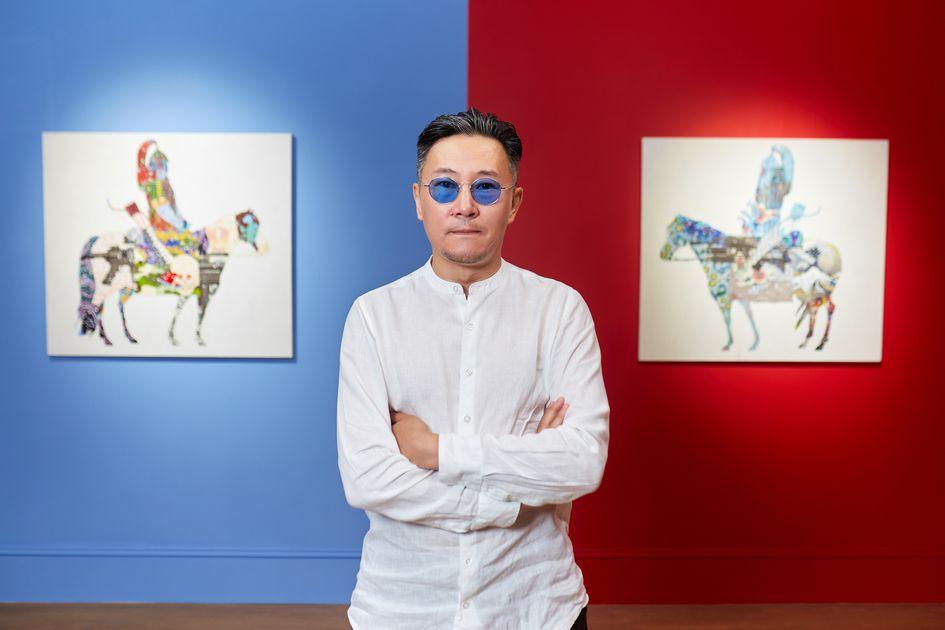 Современное искусство: Зорикто Доржиев представил новый проект