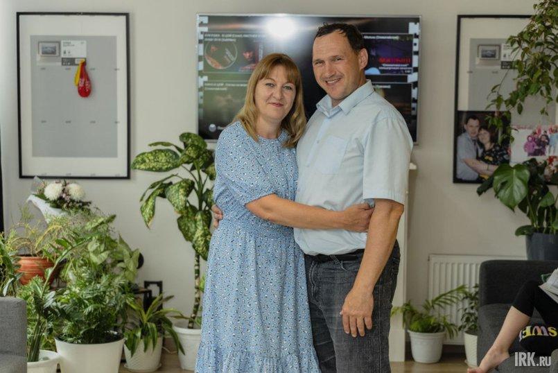 Елена и Алексей Топоровы
