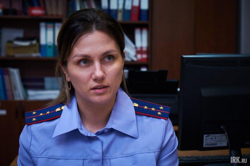 Анна Анищенко, следователь-криминалист отдела криминалистики