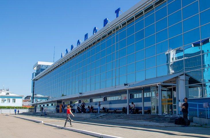 По матеФото пресс-службы «Международный Аэропорт Иркутск»