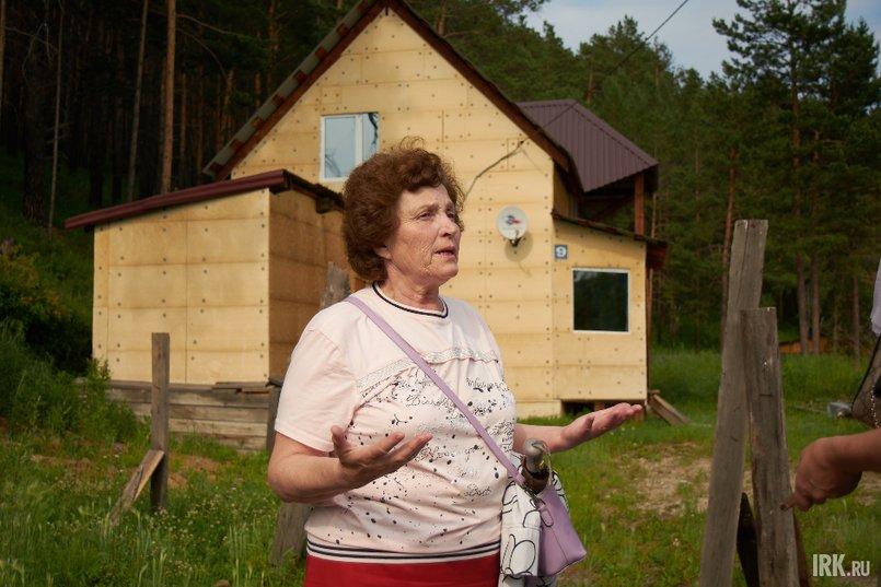 Валентина Геннадьевна лишилась части своего участка, который она приобрела в 2001-м году