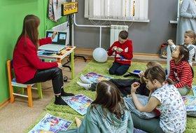 Летний Умный Клуб в центре «Умные детки»