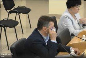 Яков Сандаков. Скрин трансляции