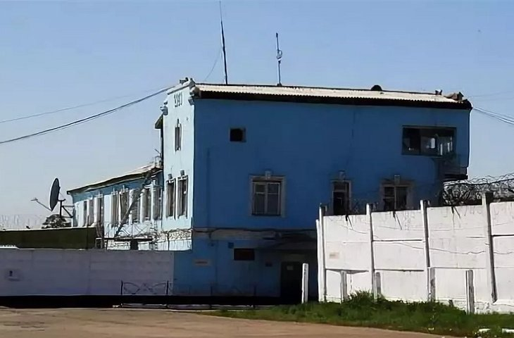 ИК-2 в Ангарске. Фото с сайта gulag-info.ru