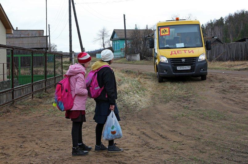 При монастыре есть детский приют, там живут сейчас две девочки