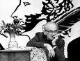 Поэт и бард Булат Окуджава в Иркутске. Пушкинская неделя, 1986 год
