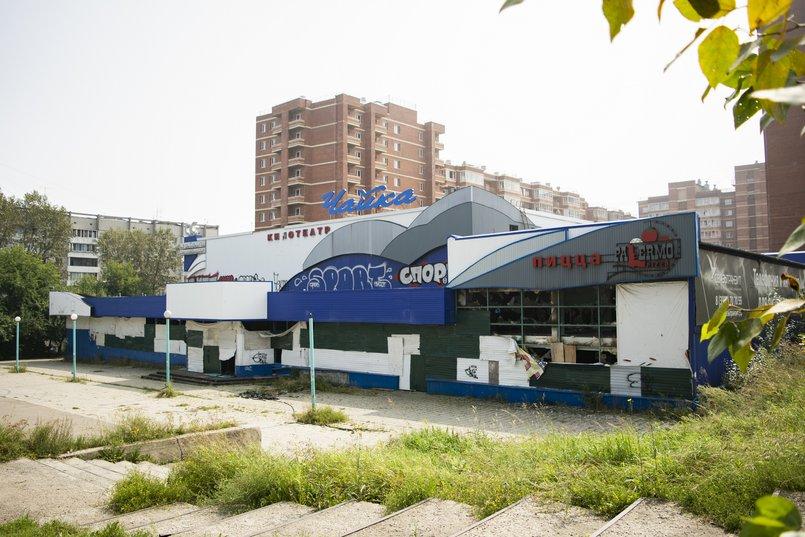 Кинотеатр «Чайка» снесут и передадут областному УКСу под строительство объекта здравоохранения
