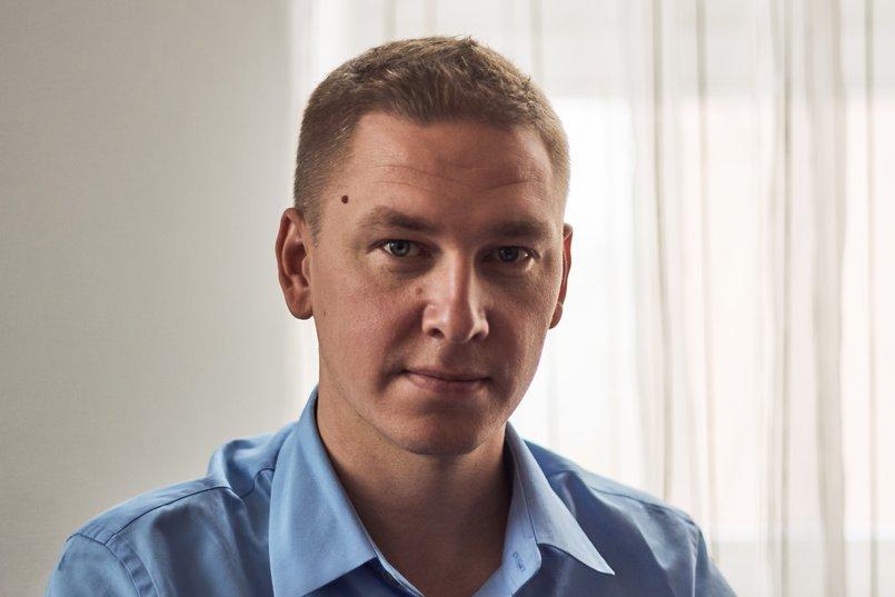 Депутат городской думы Максим Девочкин