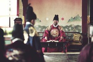 Фестиваль корейского кино. Трон