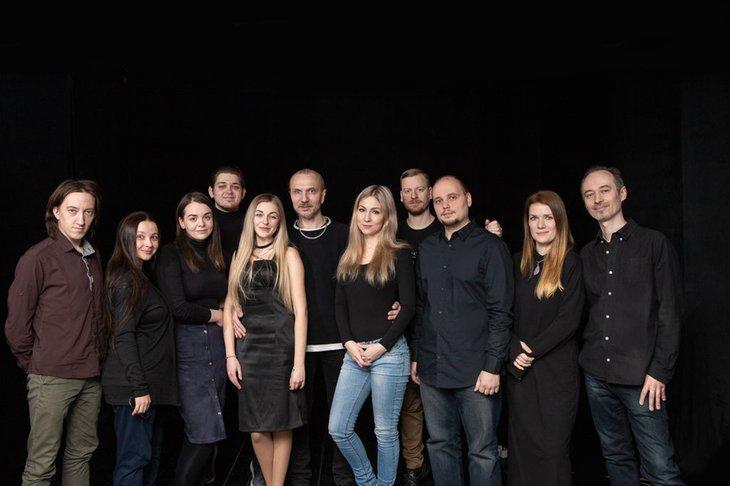 Артисты Театра пилигримов. Фото с сайта www.teatr-piligrimov.ru