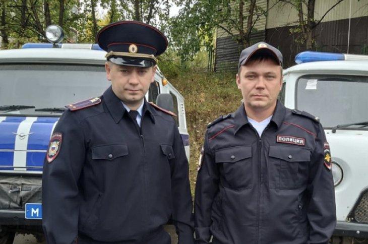 Алексей Филиппов и Петр Голос