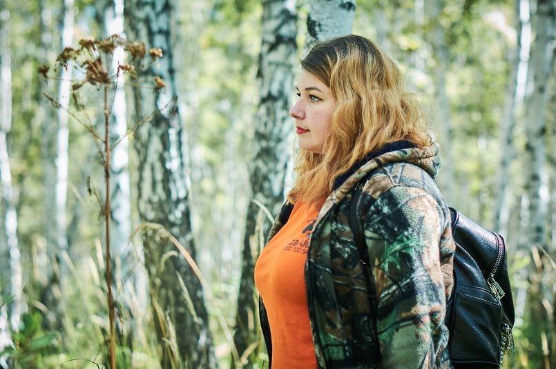 Ирина Кириллова говорит, что люди излишне самоуверенны, думая, что легко смогут выйти из леса самостоятельно