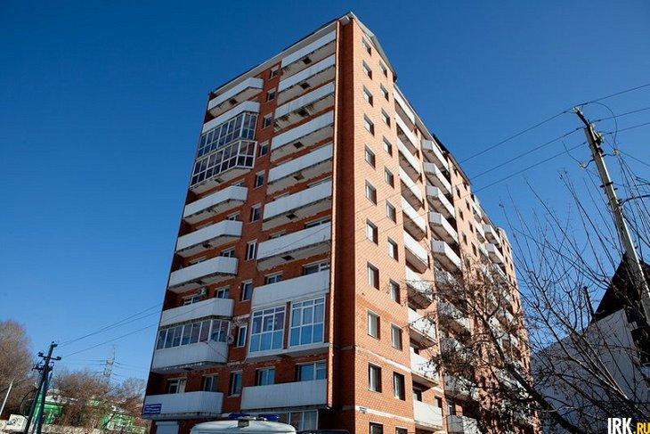 Дом №40 на Пискунова. Фото IRK.ru