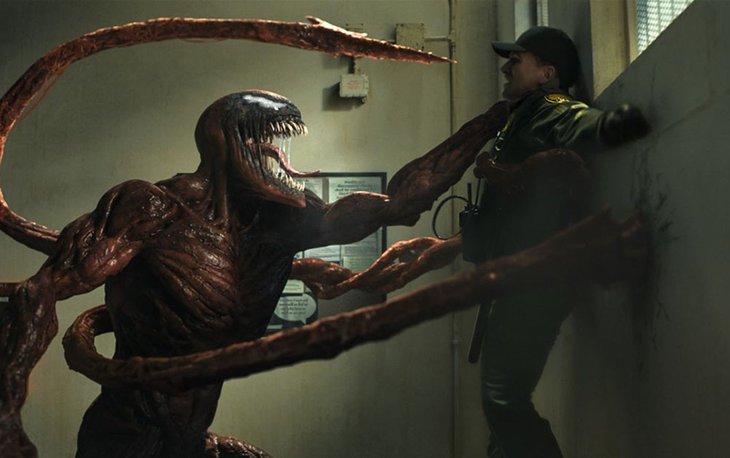 Кадр из фильма «Веном-2». Скриншот видео с Youtube.com