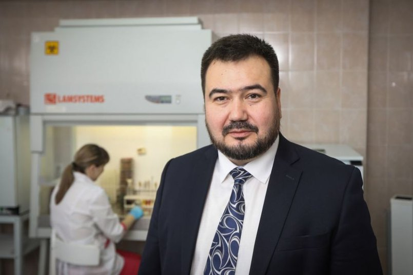 Владимир Хабудаев