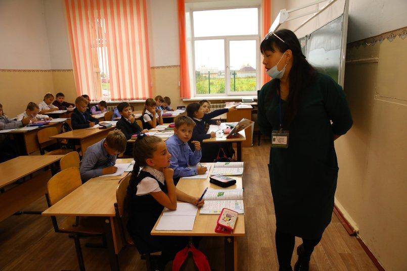 Ежегодно в Иркутском районе общее число школьников увеличивается на 1500 детей