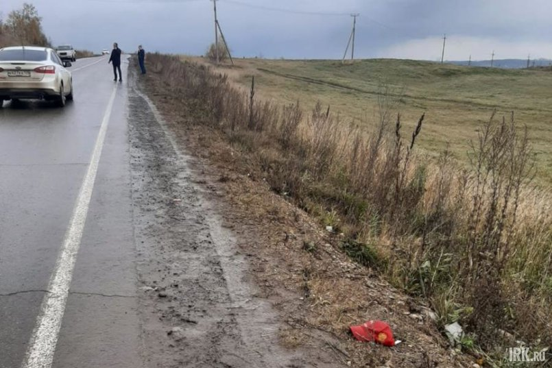 ДТП на 5-м километре дороги «Ново-Ленино — Максимовщина»