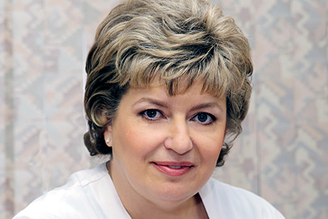 Жанна Есева.Фото gkb8.ru
