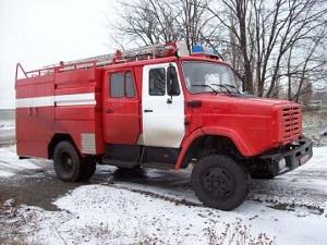В Казани на пороховом заводе вспыхнул пожар