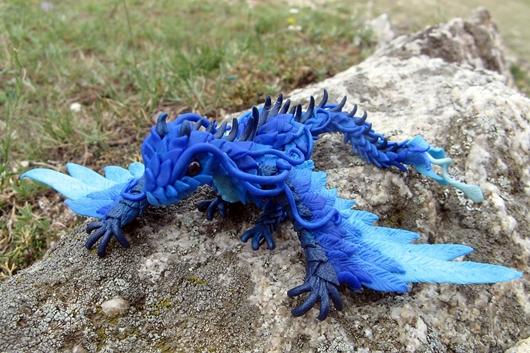 Водяной дракон Аттика