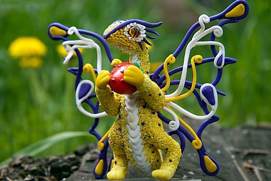 Дракон-бабочка Милика