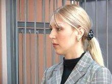Анна Шавенкова в зале суда. Фото с сайта www.static.vesti.ru