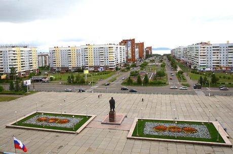 В Братске. Фото пресс-службы правительства Иркутской области