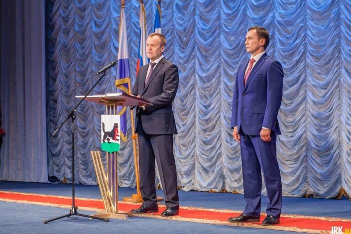 Сергей Ерощенко и Дмитрий Бердников. Автор фото — Слава Динь.