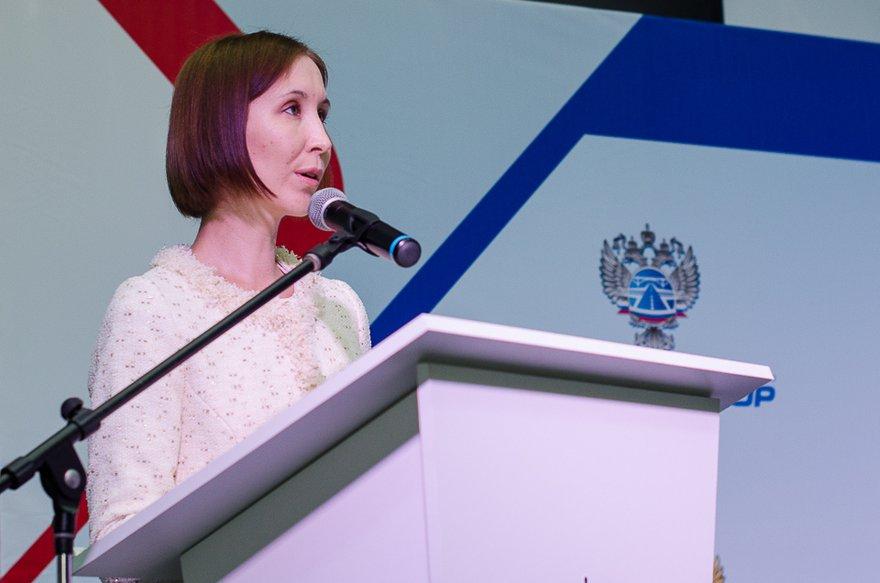 Марина Садовская. Автор фото — Илья Татарников