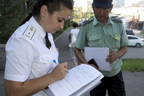 Долги у судебных приставов иркутская область заявление приставу на розыск счетов в банках