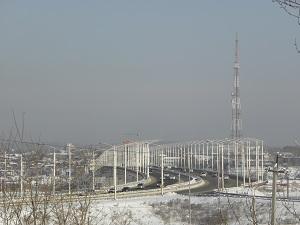 Академический мост. Фото IRK.ru