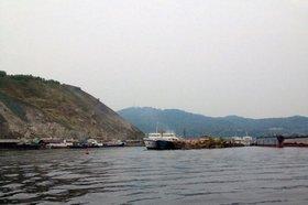 Порт Байкал. Фото ИА «Иркутск онлайн»