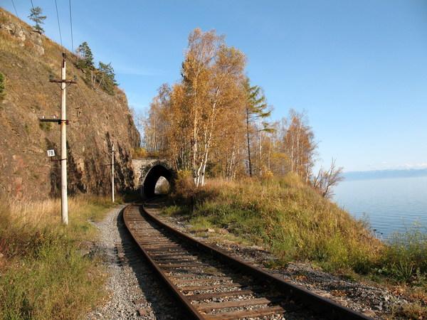 КБЖД осенью. Фото В. Моисеевой
