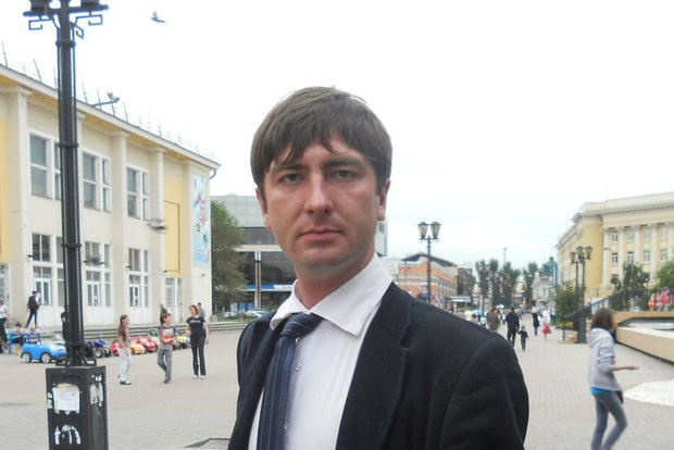 Максим Зимин. Фото из личного архива