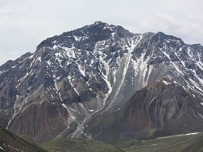Горы. Фото Юлии Бронниковой