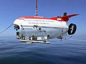 Глубоководный аппарат «Мир». Фото САН