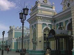 Иркутский вокзал. Фото из архива АС Байкал ТВ